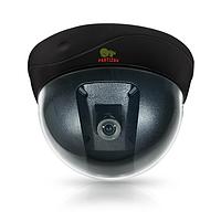 Купольная видеокамера видеонаблюдения AHD CDM-332HQ-7 3.2 FULLHD  White/Вlack