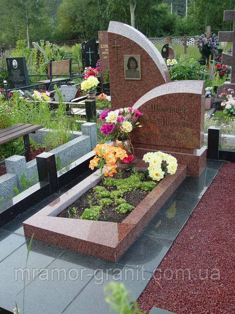 Памятник из гранита ПГ - 051