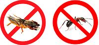 Средства борьбы с медведкой, садовыми и домашними муравьями, и другими почвообитающими вредителями.