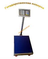 Товарные весы ВПЕ-Центровес-405-150-СМ-1