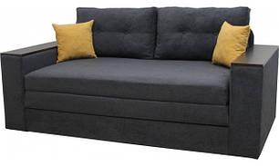 """Викочування диван """"КУБУС"""" (перекидний матрац) Габарити: 2,02 х 1,00 Спальне місце: 1,90 х 1,60"""