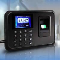 Биометрическая система контроля посещений по отпечаткам пальцев
