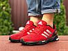 Кроссовки мужские в стиле Adidas Marathon, красные