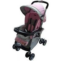 Everflo Прогулочная коляска Everflo E-301 (pink, grey)