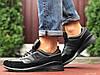 Кросівки чоловічі демісезонні в стилі New Balance 1500, чорні