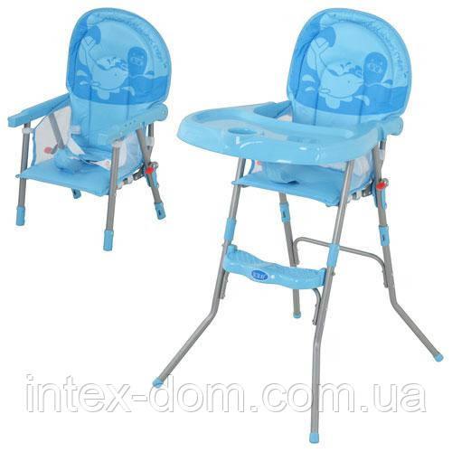 Детский стульчик для кормления   GL 217