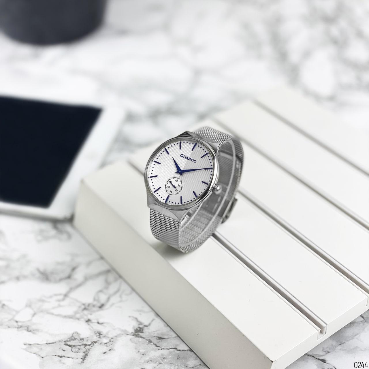 Чоловічі наручні годинники Guardo 012473