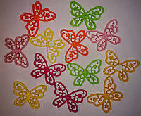 Бабочка ( 5см, 20 шт) арт 10-83