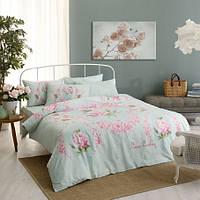 Комплект постельного белья PIERRE CARDIN перкаль Annette розовый