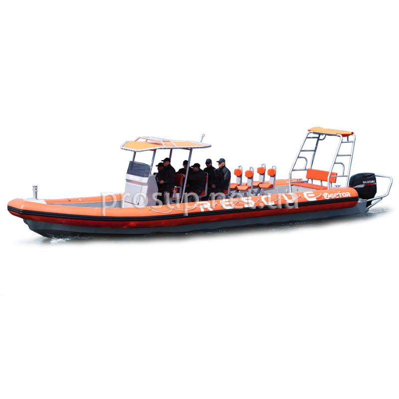 Лодка Vector RIB 1100 RESCUE (Valmex)
