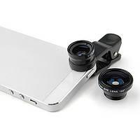 Линзы для макросъёмки (Набор объективов)на телефон Leiqi LQ-003, фото 2