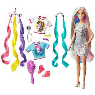 Лялька Барбі Фантазійні образи Barbie Fantasy Hair Doll