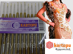 Крючки для вязания Kartopu № 0  2mm