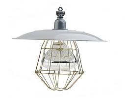Абажур для инфракрасной лампы с защитой + лампа зеркальная 175Вт+ патрон