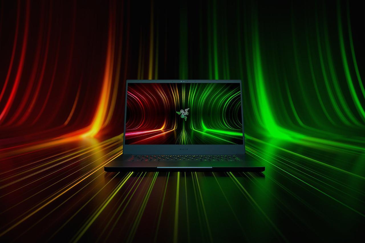 "Razer - Blade 14- 14"" Gaming Laptop- QHD 165Hz- AMD Ryzen 9 5900HX- NVIDIA GeForce RTX 3070- 16GB -"