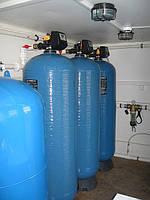 Блочно модульные установки водоподготовки и очистки воды Сокол