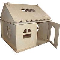 Кукольный домик для творчества, HEGA