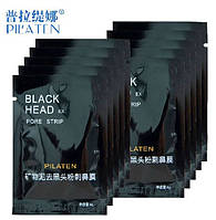 Маска от черных точек Black Head Pore Strip pilaten