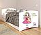 Ліжко дитяче Маленька Принцесса без ящика. Безкоштовна доставка, фото 2