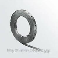 Лента перфорированная монтажная (Перфолента) 18мм 25 м/рул
