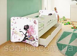 Кровать детская Фея без шухляды. Бесплатная доставка
