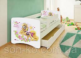 Кровать детская Пони без шухляды. Бесплатная доставка