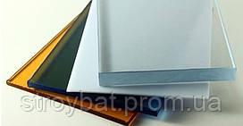 Монолитный поликарбонат прозрачный 2 мм MAKROLON