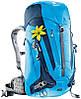 Женский туристический рюкзак DEUTER ACT Trail 28 SL 3440215 3312 голубой