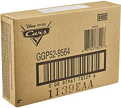 Игровой набор «Тачки» Машинки, меняющие цвет 3 шт. (Disney Pixar Cars Color Changers 3-Pack) от Mattel, фото 3