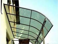 Монолитний листовой поликарбонат Plexicarb (4 мм. бронза)