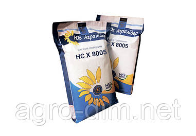 Семена подсолнечника НС Х 8005 под гранстар G+ рас