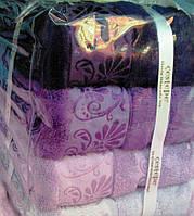 Набор бамбуковых полотенец в сумочке 0069