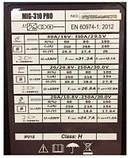 Инветроный сварочный полуавтомат Kaiser MIG-310Pro 3 в 1 MIG/MAG/TIG/MMA, фото 9