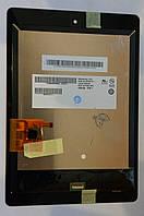 Модуль Acer Iconia Tab A1-810 дисплей + сенсор тестований