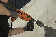 Пробивка отверстий в бетонной стене
