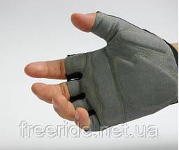 Велоперчатки беспалые Tiercel  (XL), фото 3