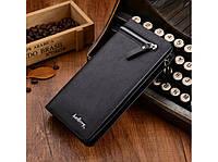 Клатчи, кошелек портмоне Baellerry Italia  ( черный )