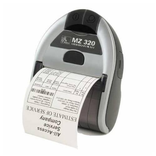Мобильный чековый принтер  Zebra MZ 320