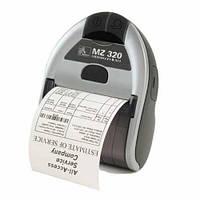 Мобильный чековый принтер  Zebra MZ 320, фото 1