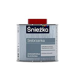 Термостійка силіконова сріблянка Sniezka Srebrzanka 500мл