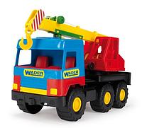 Игрушечная машинка Автокран из серии Middle Truck Wader (39226)