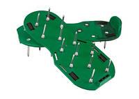 Аератор ножний для газону Palisad 644988 | аэратор ножной сандали для газона или наливного пола