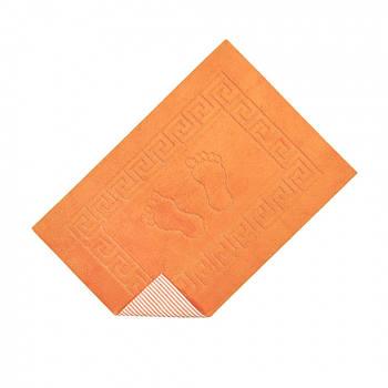 Килимок для ванної Lotus - 45*65 помаранчевий (svt-2000022211635)