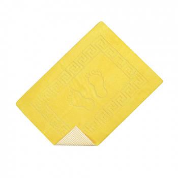 Килимок для ванної Lotus - 45*65 жовтий (svt-2000022211680)
