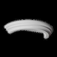 Полукольцо под капитель колонны Европласт 1.15.300