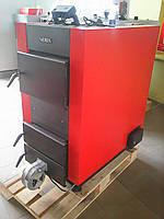 Лучший твердотопливный котел для частного дома ВЕРЕН 17 кВт с автоматикой