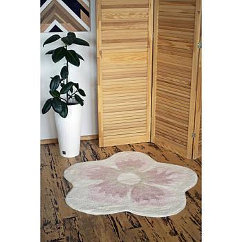 Килимок Irya - Lavin pembe рожевий 100*100 (svt-2000022220569)