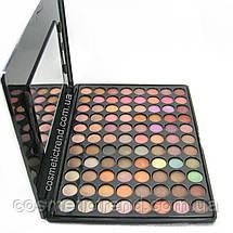 Палитра теней для макияжа глаз профессиональная 88Р05 (88 цветов), фото 3