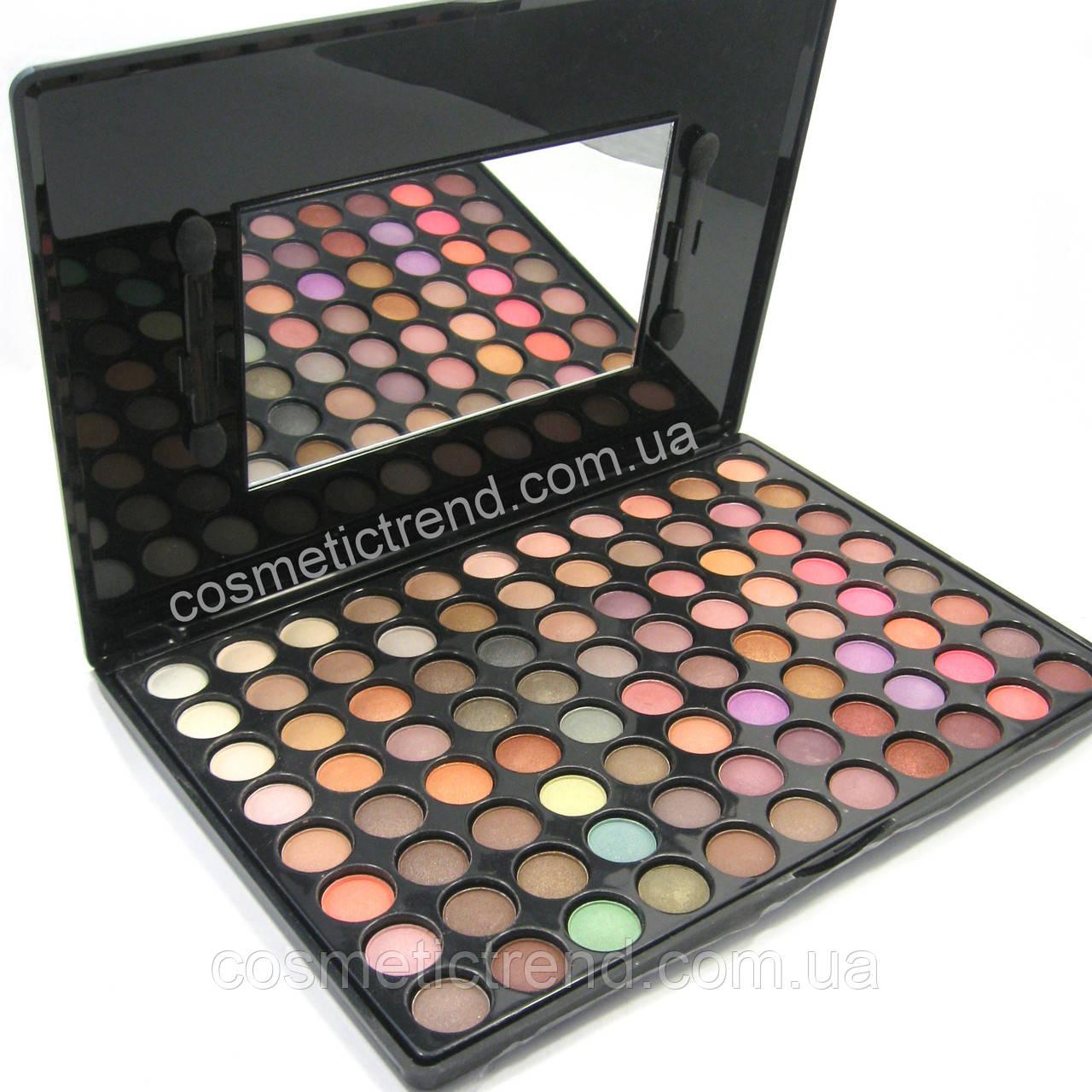 Палитра теней для макияжа глаз профессиональная 88Р05 (88 цветов)