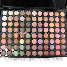 Палитра теней для макияжа глаз профессиональная 88Р05 (88 цветов), фото 2